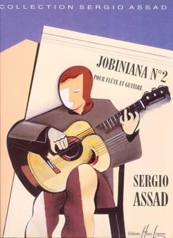 Sergio Assad - Jobiniana n° 2 - Partition - di-arezzo.fr