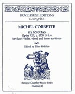 6 Sonatas op. 13 n° 5-6 - Flute Bc - laflutedepan.com