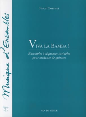 Pascal Bournet - Viva la Bamba ! - Partition - di-arezzo.fr