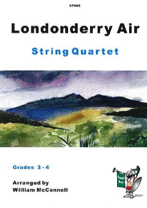 Londonderry Air - Connell William Mc - Partition - laflutedepan.com