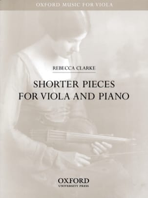 Rebecca Clarke - Shorter Pieces for Viola and Piano - Partition - di-arezzo.fr