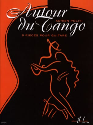 Adrien Politi - Around the Tango - Sheet Music - di-arezzo.com