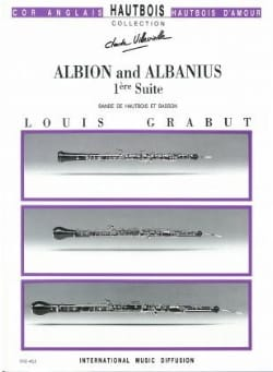 Louis Grabut - Albion and Albanius - Suite n ° 1 - Sheet Music - di-arezzo.co.uk