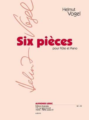Helmut Vogel - 6 Pièces - Partition - di-arezzo.fr