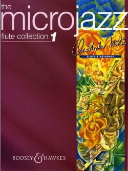 Christopher Norton - Microjazz Flute Collection 1 - Partition - di-arezzo.fr