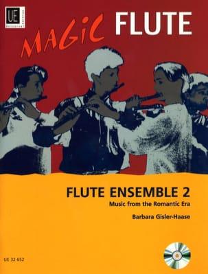 Magic Flute - Flute Ensemble Vol.2 Barbara Gisler-Haase laflutedepan