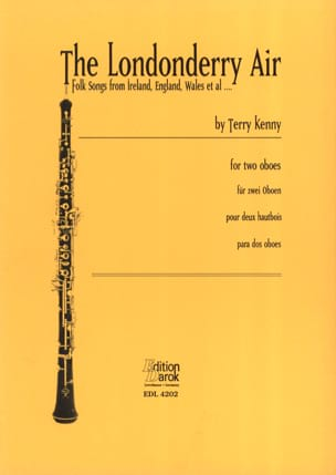 Terry Kenny - The londonderry air - Partition - di-arezzo.fr