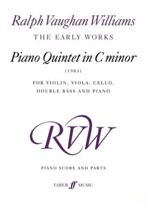 Piano Quintet in c minor 1903 -Piano score + parts laflutedepan
