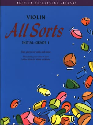 Mary Cohen - All Sorts - Violin - Sheet Music - di-arezzo.co.uk