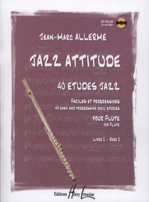 Jean-Marc Allerme - Jazz Attitude Volume 2 - Partition - di-arezzo.fr