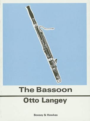 Otto Langey - Practical Tutor for the Bassoon - Bassoon - Sheet Music - di-arezzo.com