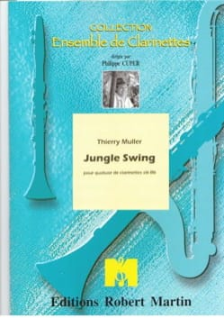 Thierry Muller - Jungle Swing - Partition - di-arezzo.fr