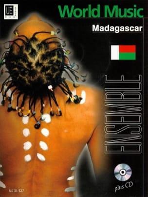 World Music - Madagascar - Ensemble laflutedepan