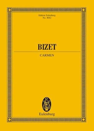 BIZET - Carmen - Sheet Music - di-arezzo.co.uk