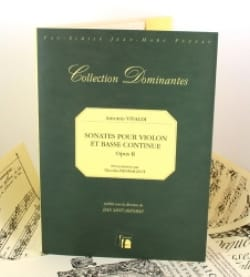 Sonates pour violon et basse continue op. 2 - laflutedepan.com