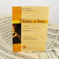 Flûte à bec, CFEM - Volume 1 laflutedepan