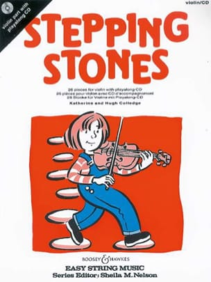 Stepping Stones - Violin - Sheet Music - di-arezzo.co.uk