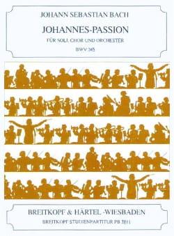 Passion Selon Saint Jean - BWV 245 - BACH - laflutedepan.com