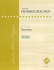 Atanas Ourkouzounov - Sonatine - Sheet Music - di-arezzo.co.uk
