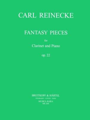Fantasiestücke op. 22 Carl Reinecke Partition laflutedepan