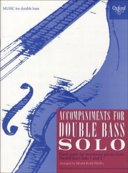 Hartley Keith / Hartley Jill - Accompaniments for Double Bass - Partition - di-arezzo.fr