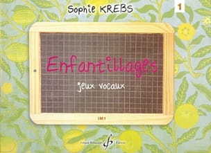 Enfantillages - Volume 1 - Im1 - Sophie Krebs - laflutedepan.com