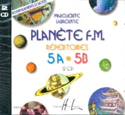 Marguerite Labrousse - CD - Planet FM Volume 5 - リスニング - 楽譜 - di-arezzo.jp