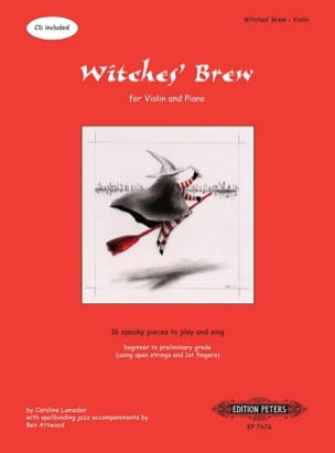 Witches' Brew - Violin Caroline Lumsden Partition laflutedepan