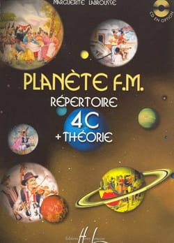Marguerite Labrousse - Planet FM 4C - Theory Directory - Sheet Music - di-arezzo.com