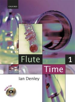 Ian Denley - Flute Time - Volume 1 - Partition - di-arezzo.fr