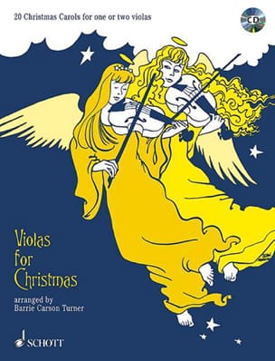 Turner Barrie Carson - Violas for Christmas - Sheet Music - di-arezzo.com