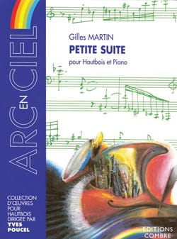 Gilles Martin - Small suite - Sheet Music - di-arezzo.com