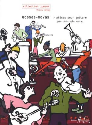 Jean-Christophe Hoarau - Bossas Novas - Sheet Music - di-arezzo.co.uk