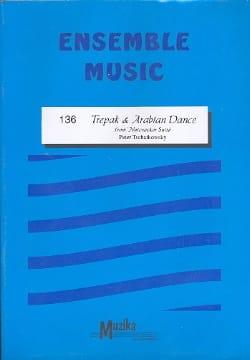 Trepak & Arabian Dance -Ensemble TCHAIKOVSKY Partition laflutedepan