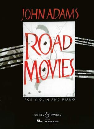 John Adams - Road movies - Sheet Music - di-arezzo.com