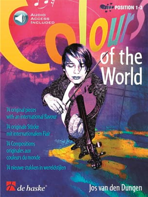 Jos van den Dungen - Colors Of The World - Sheet Music - di-arezzo.co.uk
