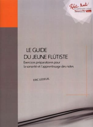 Eric Ledeuil - The Young Flutist's Guide - Sheet Music - di-arezzo.co.uk