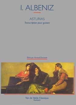Isaac Albeniz - Asturias (Dumond) –Guitare - Partition - di-arezzo.fr
