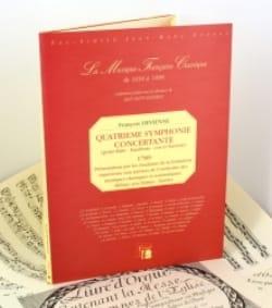 Quatrième Symphonie concertante - François Devienne - laflutedepan.com