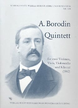 Alexandre Borodine - Quintett - Stimmen - Sheet Music - di-arezzo.co.uk