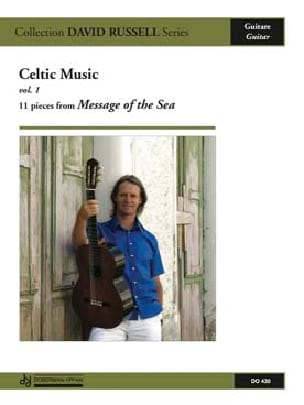 Celtic Music, Volume 1 - David Russell - Partition - laflutedepan.com