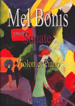Sonate - Violon et Piano Mel Bonis Partition Violon - laflutedepan