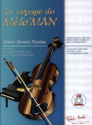 The Melo'man's Journey - Partition - di-arezzo.com