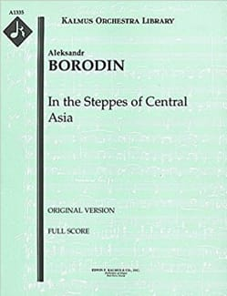 Alexandre Borodine - In the Steppes of Central Asia - Sheet Music - di-arezzo.co.uk