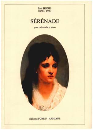 Mel Bonis - Sérénade – Violoncelle - Partition - di-arezzo.fr