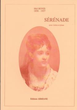 Mel Bonis - Sérénade - Violon et piano - Partition - di-arezzo.fr