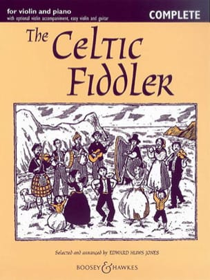 Jones Edward Huws - The Celtic Fiddler - Complet - Partition - di-arezzo.fr