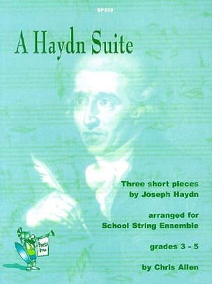 A Haydn Suite - School String Ensemble HAYDN Partition laflutedepan