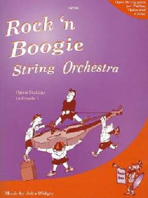 John Widger - Rock and Boogie – String orch. - Partition - di-arezzo.fr