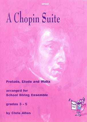 A Chopin Suite - String ensemble - laflutedepan.com